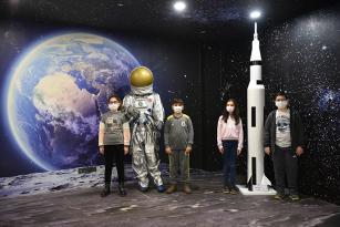 Çocuklardan Türk Uzay Yolcularına İsim Önerisi
