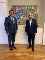 Bozkaya, CHP ilçe başkanı olarak atandı