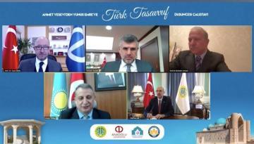 Türk Tasavvuf Düşüncesi Çalıştayı Sultanbeyli'de Gerçekleştirildi
