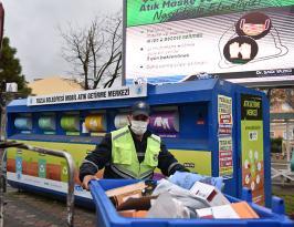 Her Gün 40 Ton Atık Geri Dönüşüme Kazandırılıyor