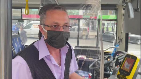 İETT şoförü Sultanbeyli'de isyan etti: Psikolojim bozuldu
