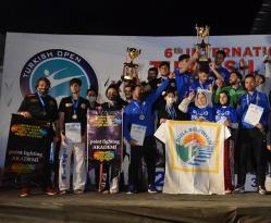 Tuzla Belediyesi Sporcuları 24 Madalya İle Tarih Yazdı