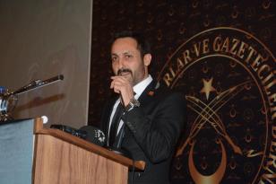 AYGAD Başkanı Işıkdağ: Basını Covid'den koruyalım