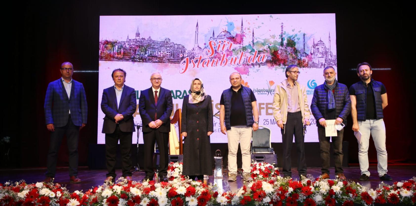 İstanbulensis Şiir Festivali Yine Dolu Dolu Geçti