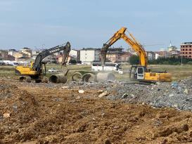 """Sultanbeyli'de """"ölüm oyunu"""" belediyenin dikkatiyle engellendi"""