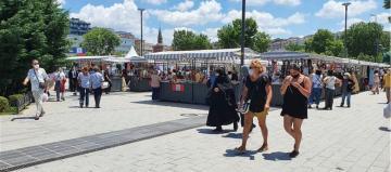 KADIN EMEĞİ PAZARI'NIN YENİ ADRESLERİ: SARIYER VE ÜSKÜDAR