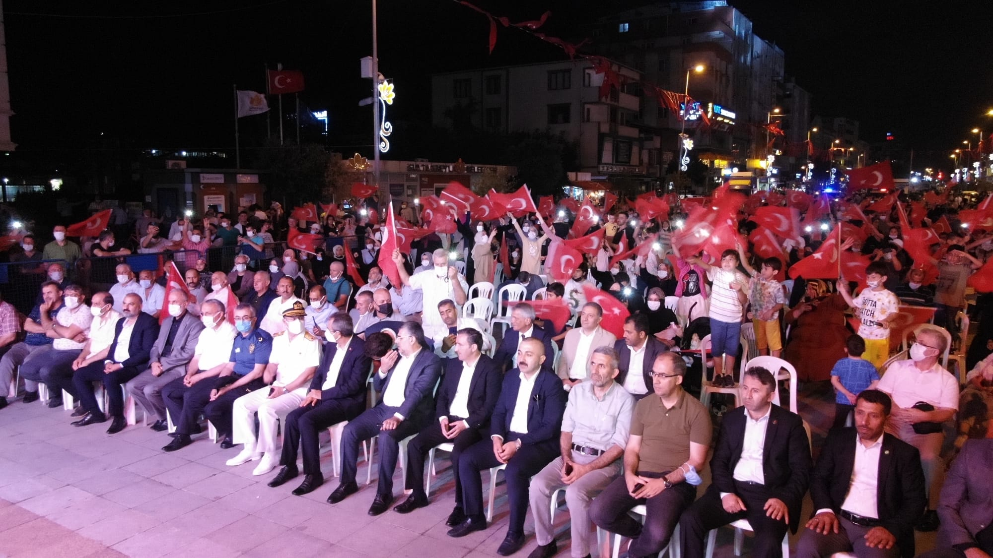 Sultanbeyli Tek Ses, Tek Yürek: Türkiye Geçilmez!