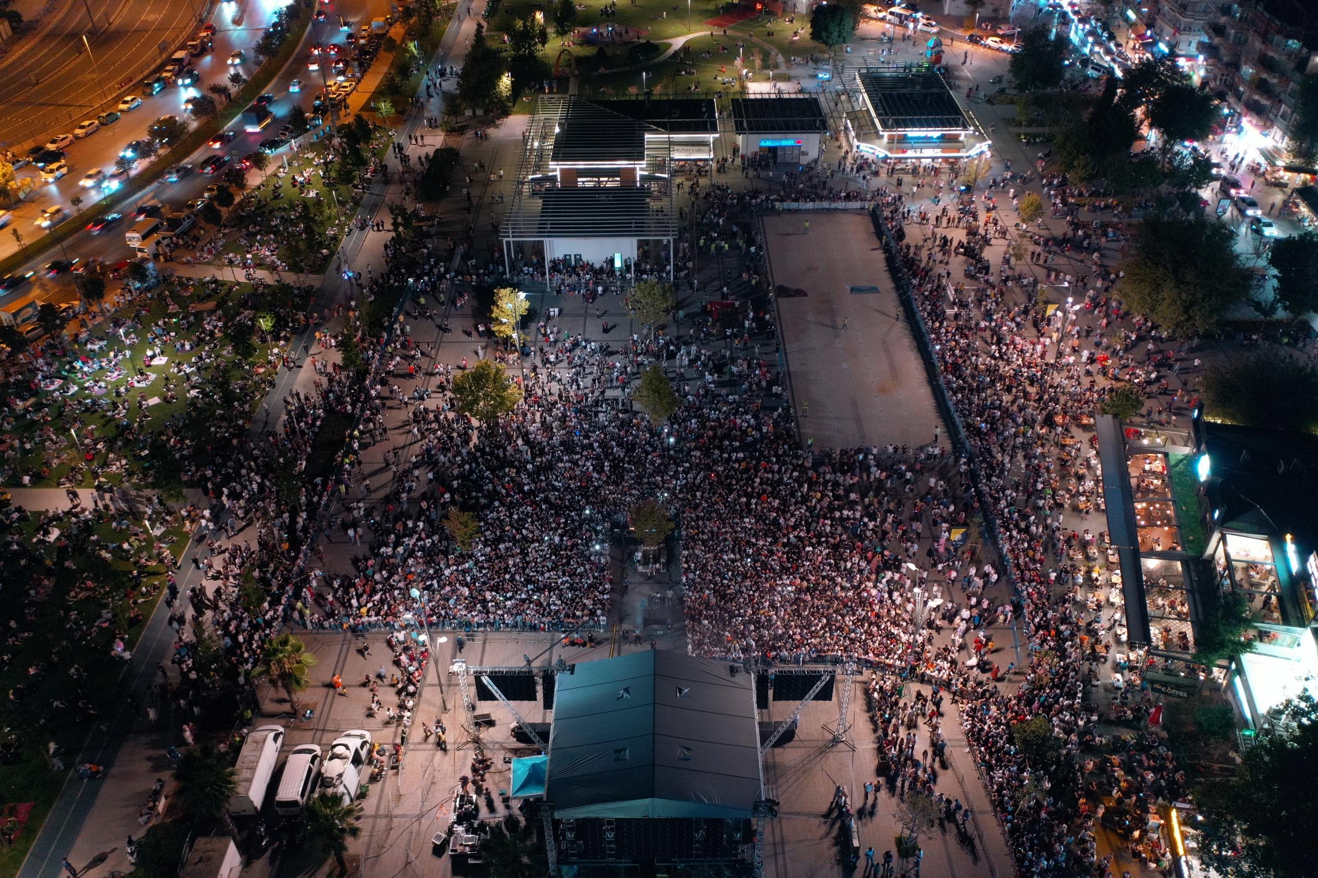 Anadolu Kahve Festivali 100 Bin kişiyi ağırladı