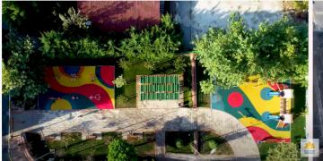Sultanbeyli'de bir park daha yenilendi