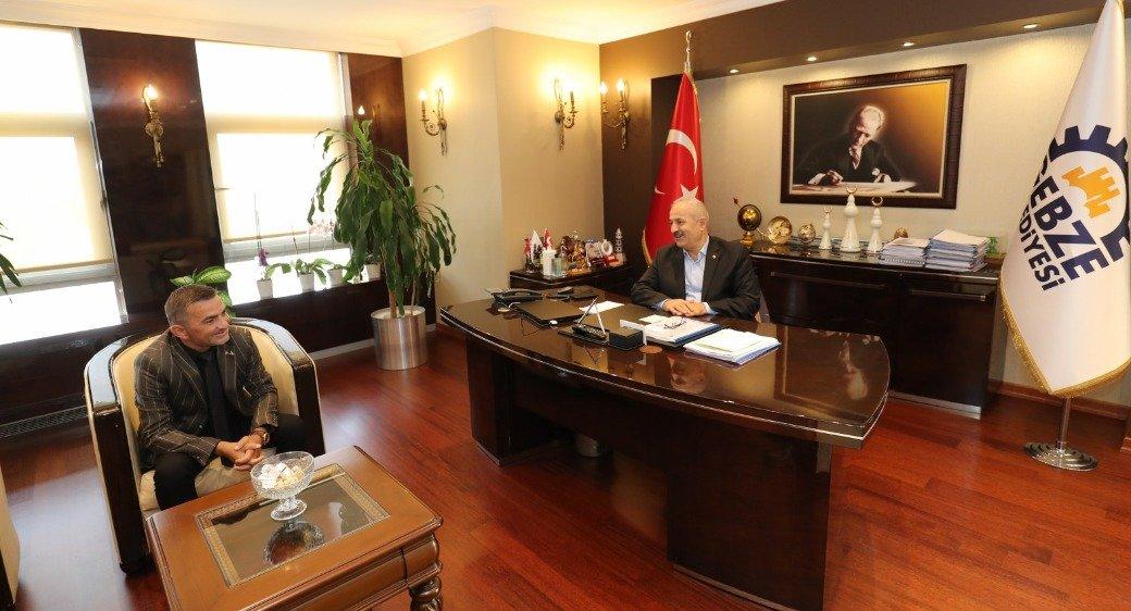 MHP Başkan Büyükgöz'e geldi