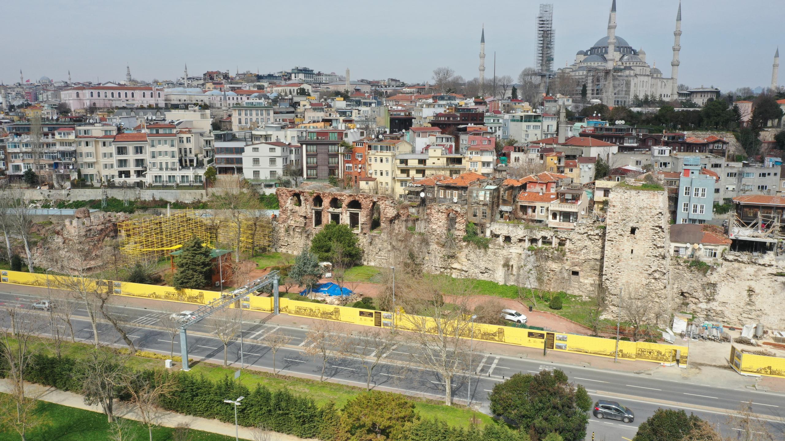 İSTANBUL'UN YENİ AÇIK HAVA MÜZESİ
